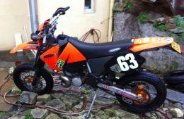 KTM 380 to SM
