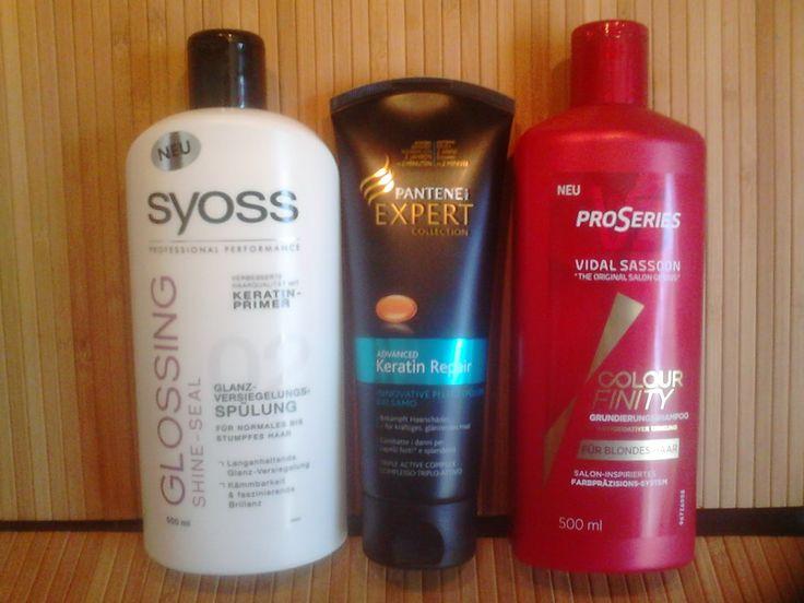Haarpflegeprodukte kaufen