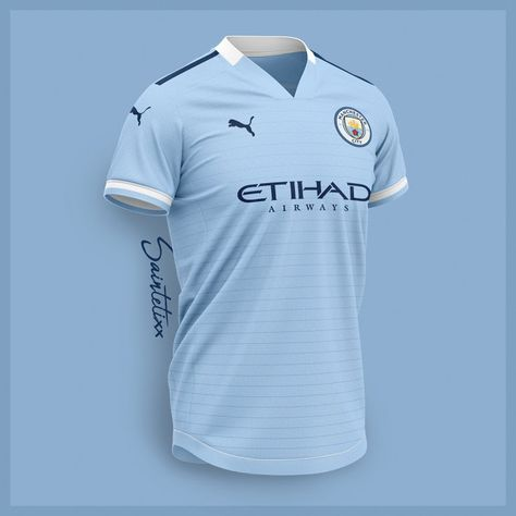 online store e5423 f82cc Best Of - 13 Unique Puma Manchester City 19-20 Concept Kits ...