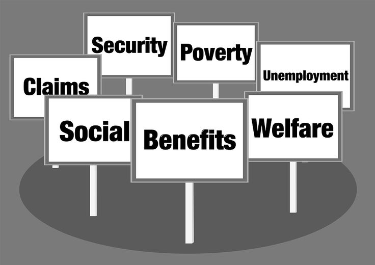 Our giant welfare state