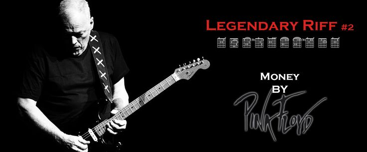 Legendary Riff #2 – Money by Pink Floyd | Guitar Pro Blog – Arobas Music