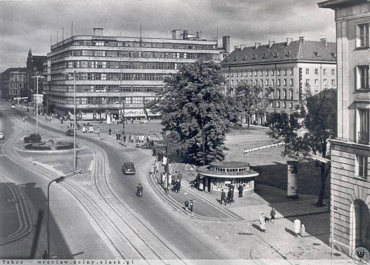 Wrocław, Renoma i Plac Kościuszki