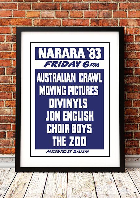 Narara 1983 - Friday Night