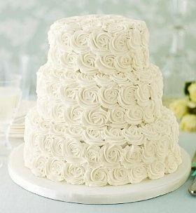 Marks Spencer Rose Wedding Fruit Cake