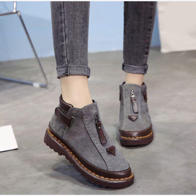 Damskie Buty Zimowe Quena Obuwie Konfekcja Damska Moda Shipgratis Eu Snow Boots Women Fashion Boots Chelsea Boots Women