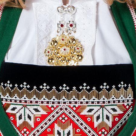 Bunad fra Voss....costume from Voss, Hardanger....