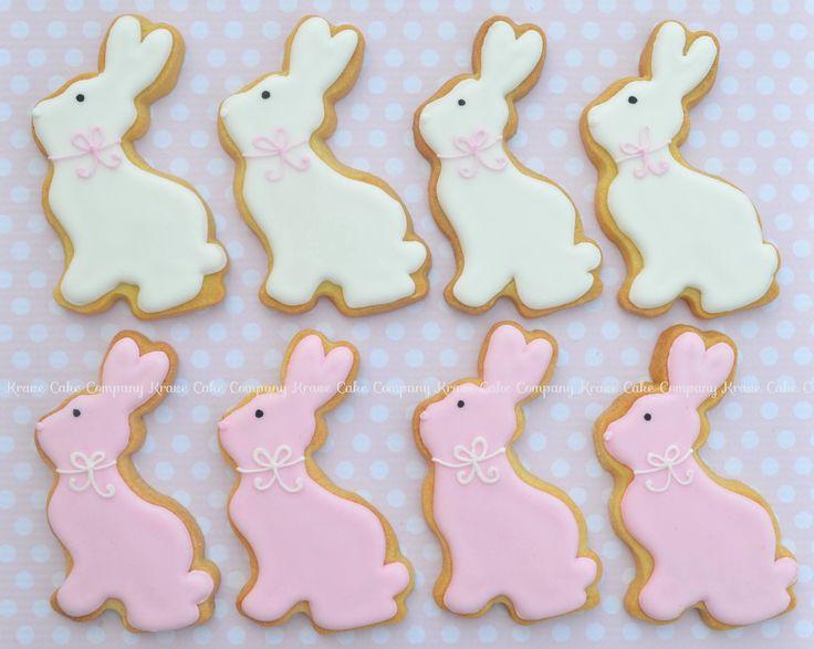 Bunny cookies   bunny biscuits
