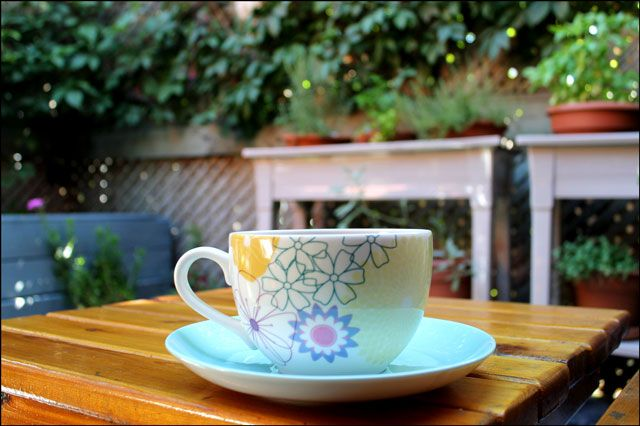 Best Coffee Shop Patios in Vancouver