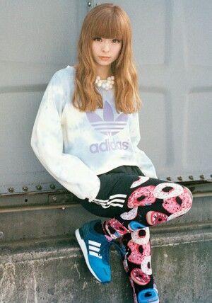 Kyary Pamyupamyu きゃりーぱみゅぱみゅ adidas