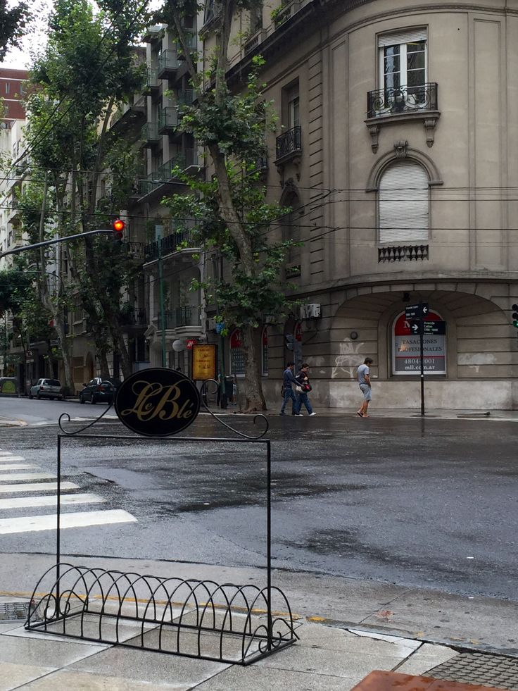 Buenos Aires streets.