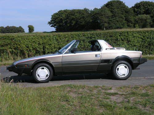 fiat x19 | Fiat X19 Bertone VS SOLD (1984)