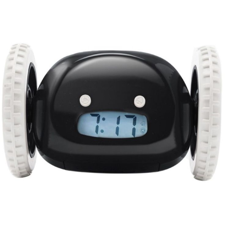 Nanda Home Clocky the Running Away Clock