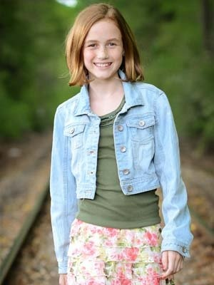 Madison Lintz as Sophia Peletier