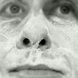Self portrait, facepack