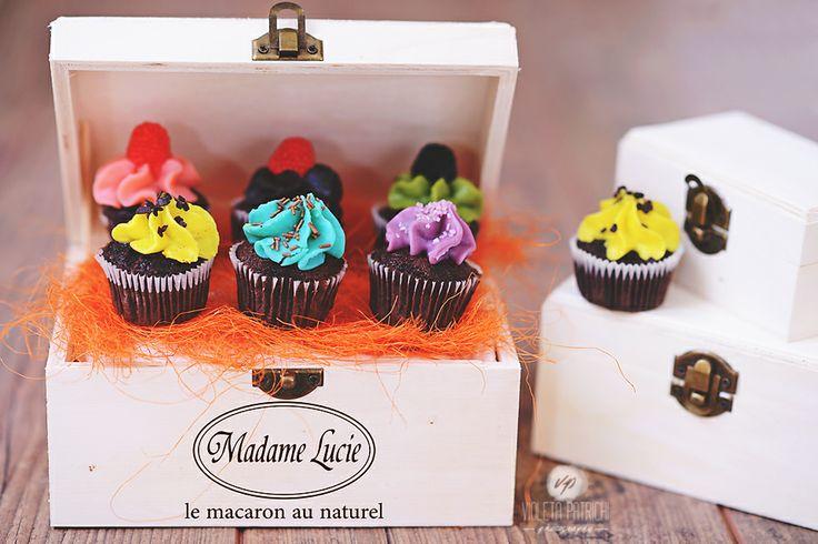 Mini Cupcakes <3