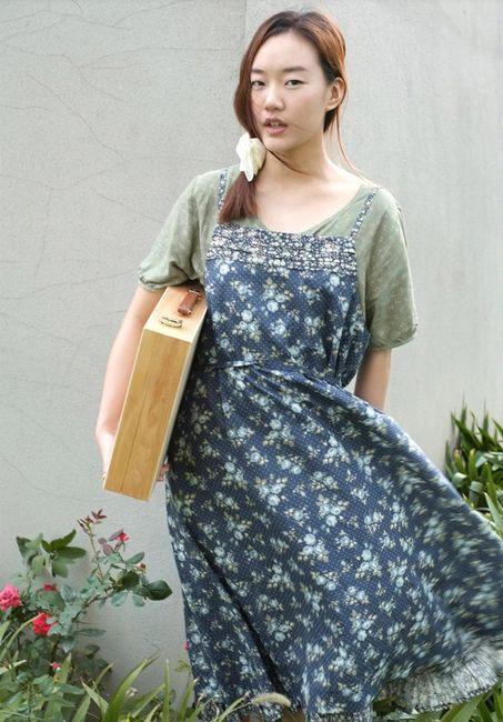 Mori Girl fashion || MonMonMori