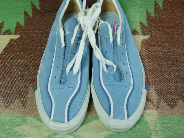 pro keds suede sneakers from the 70s