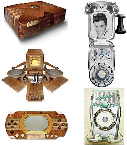 vintage gadgets