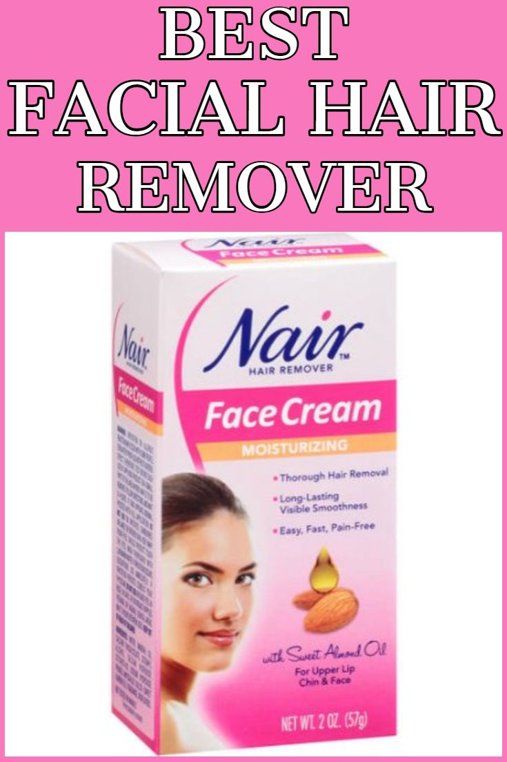 Nair Hair Removal Face Cream Demo How To With Images Face