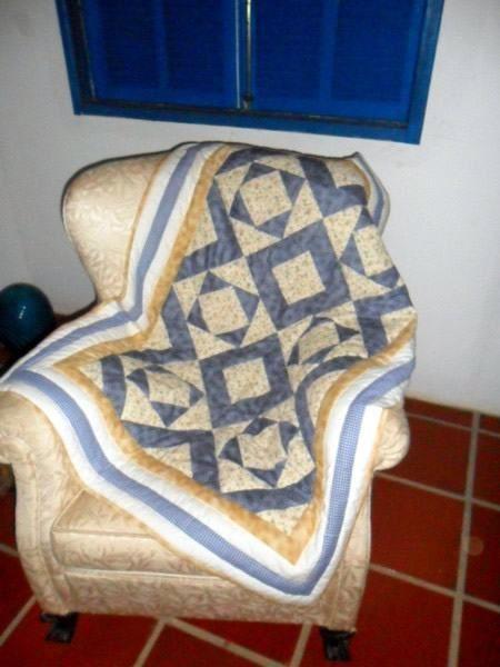 Lindamanta patchwork em Mosaico,para…