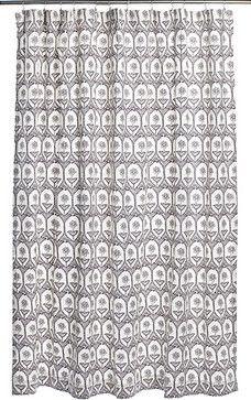 John Robshaw Danal Shower Curtain - eclectic - shower curtains - Gracious Home