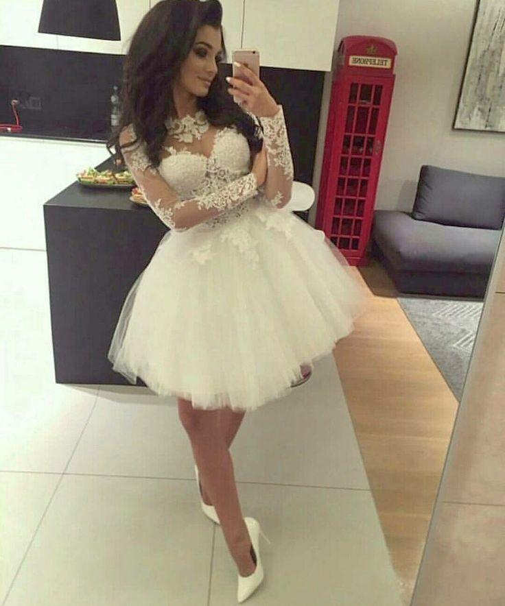 37 best Short Wedding Dresses ~ Reception Dresses images ...
