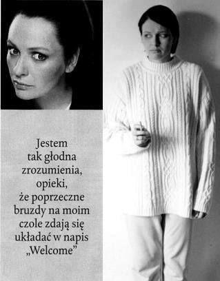 Kasia Nosowska. #cytat #cytaty #quote #quotes