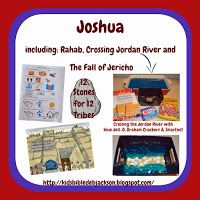 Cathy's Corner: Joshua and the Battle of Jericho