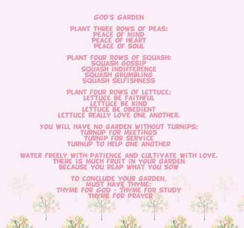 Image result for God s Garden Poem. 17 best ideas about Garden Poems on Pinterest   Love poems and