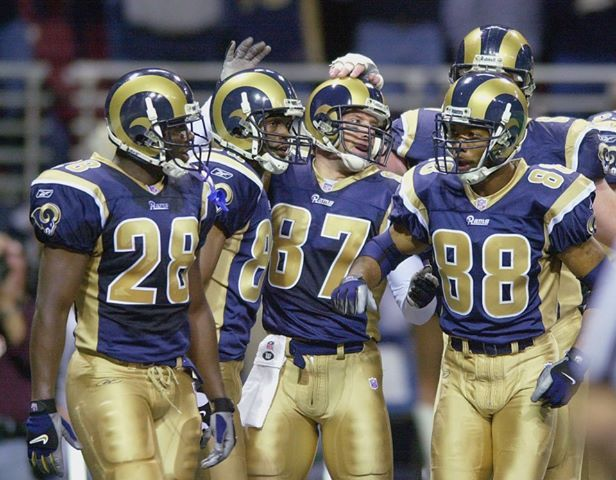 St. Louis Rams, The Greatest Show on Turf