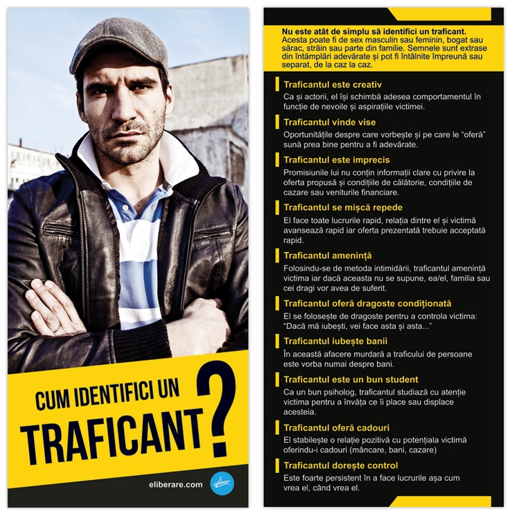 Cum identifici un traficant? - o întrebare la care am vrut să vă oferim un răspuns.