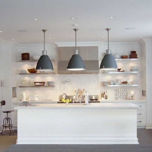 Industrial Galley Kitchen: Google Image Result For Http://blog.arcadianhomedecor.com