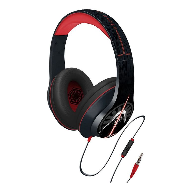Star Wars: Episode VII The Force Awakens LED Color-Changing Headphones by iHome, Multicolor