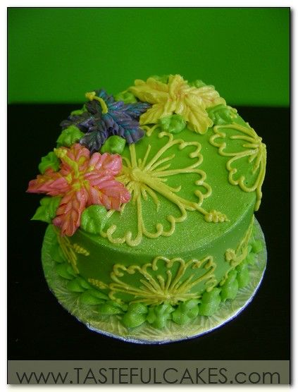 Image Detail for - Hawaiian Beauty « Custom Cake Bakery | Wedding Cakes | Birthday ...