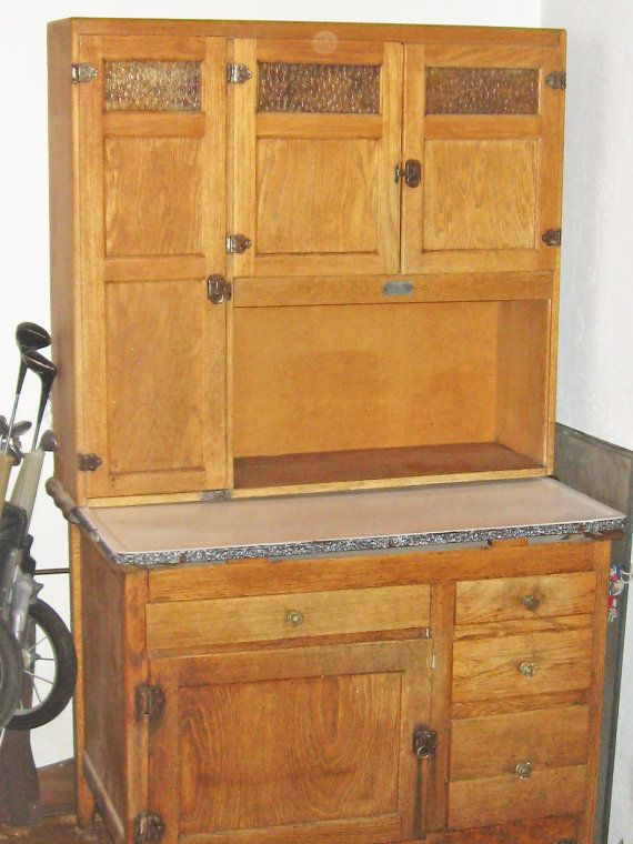 Antique Selleru0027s Or Hoosiers Cabinet On Etsy, $800.00