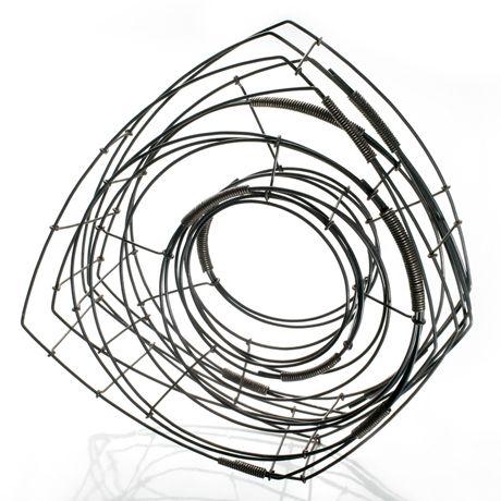 Bracelet | Donna D'Aquino. #88. Steel
