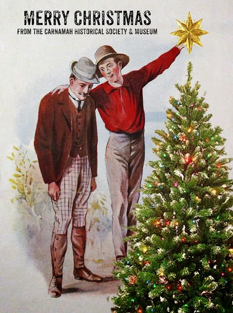 Wishing one and all a Merry Christmas and a Happy New Year - from the Carnamah Historical Society & Museum in the Mid West of Western Australia.