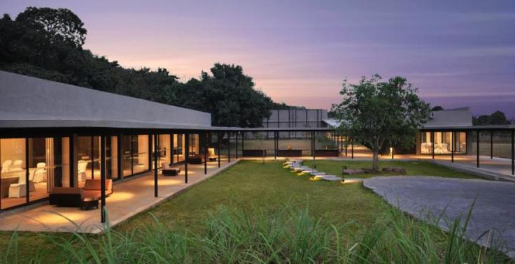 Five Star Hotel- Hilton Shillim Estate Retreat & Spa