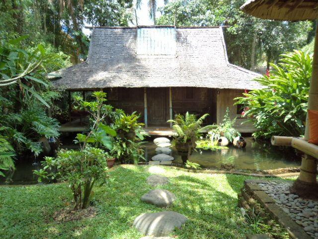 Javanese House @ Garden - Bali Sourced