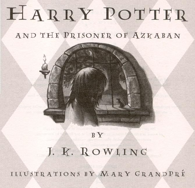 a character analysis of the book harry potter and the prisoner of azkaban My book review is about harry potter and the prisoner of azkaban, the author is  jk  secondly i will give you a small summary of the book and some technical.