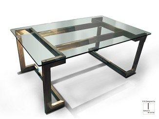 Rectangular meeting table SENDAI   Meeting table