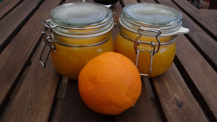 recept: 800g  Oranges (Apelsiner) 200g jam sugar (sylt socker) 1 tsp lemon juice