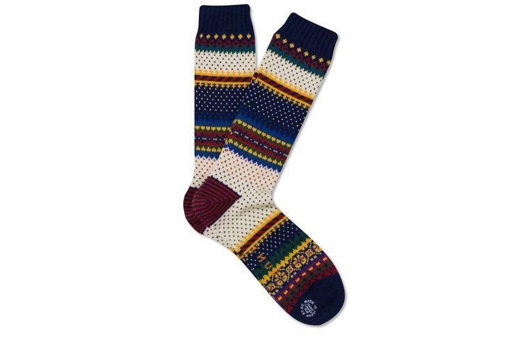 CHUP Lykke Socks - Red