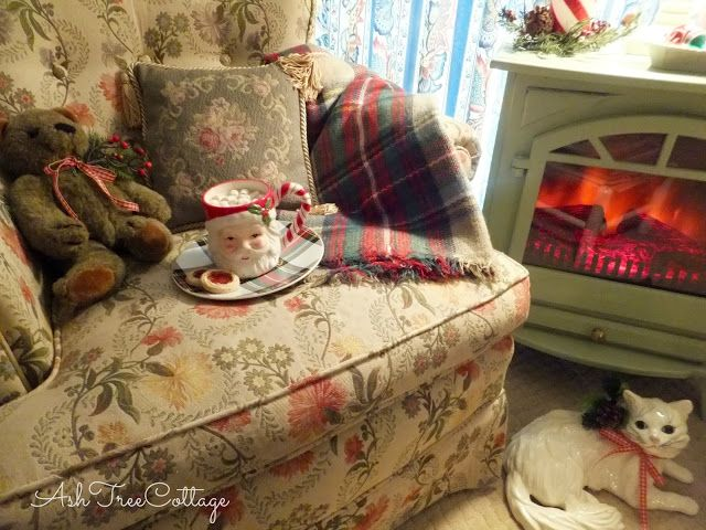 Ash Tree Cottage: Sunday Afternoon At Home