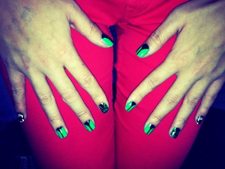 "Our "" Money Green"" Nail Wraps, Best green nails you will ever sport!: Nails Mixed, Money Green, Nail Wraps, Sports, Nails It, Green Nails, Nails Designs, Nails Wraps"