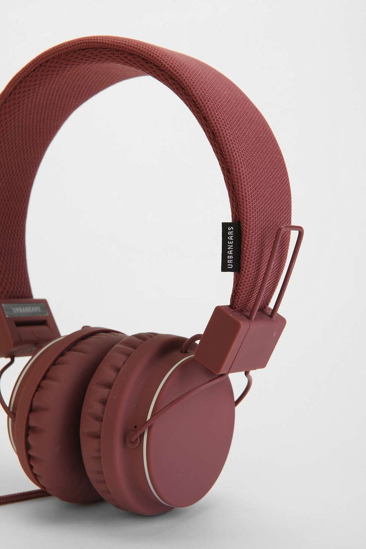 Urbanears Headphones - Mulberry - Urban Outfitters
