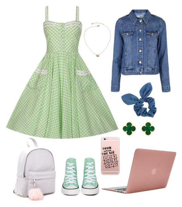 """""""Pretty Pastry"""" by chocofit on Polyvore featuring Topshop, Converse, Forever 21, Dorothy Perkins, Van Cleef & Arpels and Incase"""
