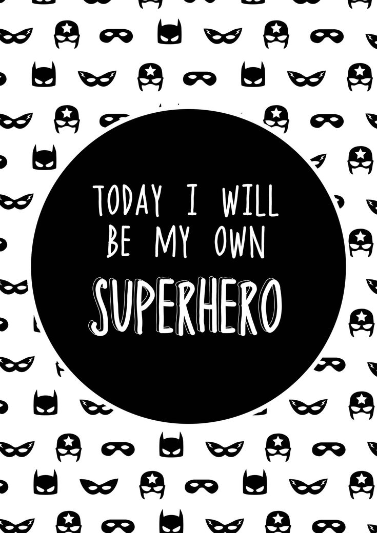 'Today I Will Be My Own Superhero' removable round wall decal made fromhigh quality, eco-friendly, woven, non-toxic fabric style decal that has a similar feel to canvas. Easy to apply, repositionable, reusable andwill not leave a sticky residue. A3 poster decal measures 29.7 x 42cm.Made in Australia by Wondermade.