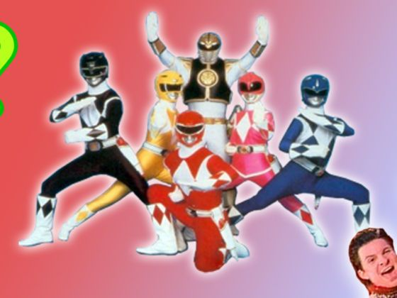 QUIZ: Which Power Ranger Are You?