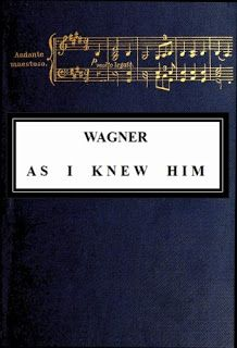 228 best wagner images on pinterest angel paintings antique free kindle ebook ferdinand praegers wagner as i knew him the wagnerian fandeluxe Document